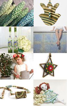 Friday Gifts by Ayala Binor on Etsy