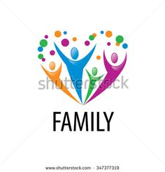 Family Logo Stock Photos, Images, & Pictures | Shutterstock
