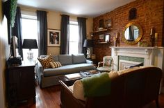 HGTV Star Danielle Colding Layers Generations of Influence House Tour | Apartment Therapy