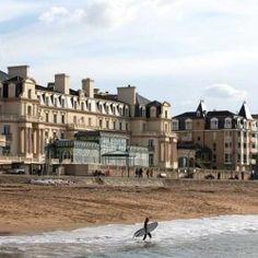 Le Grand Hôtel des Thermes Marins de St-Malo