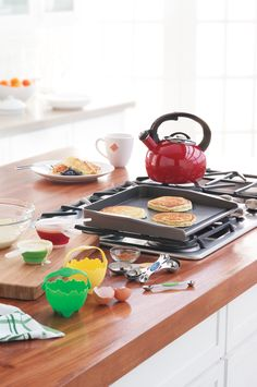 Kitchen gadgets for the perfect breakfast. Kohls  #kitchen #gadgets