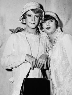 Tony Curtis & Jack Lemmon in Some Like it Hot (1959)