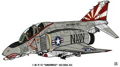 USN_F4_PHANTOMS_03 by darthpandanl on DeviantArt
