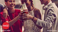 """Hemos creado un álbum cargado de momentos de felicidad. ¿Quieres disfrutar de nuestras imágenes más """"Coca-Cola""""? Entra en http://spr.ly/6493Be0I7 y compártelo. #SienteElSabor"""