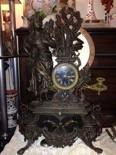Antika fransız saat