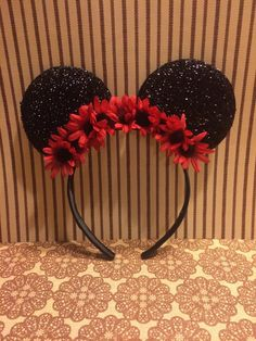 A personal favorite from my Etsy shop https://www.etsy.com/listing/251124522/disney-ears
