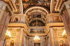St. Isaac's Cathedral // Saint Petersburg, Russia