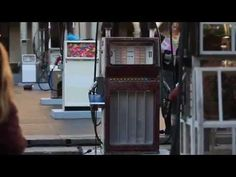 Nissan LEAF - a world without petrol - Sydney Interesting Experiential Idea Street Marketing, Guerilla Marketing, 2012 Nissan Leaf, Great Music Videos, Pompe A Essence, Gas Pumps, Oeuvre D'art, Oeuvres, Guerrilla
