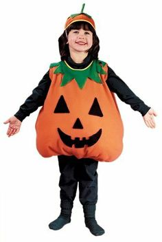 Child Pumpkin Costume (3T-4T) by Fun World. $17.59. Cutest pumpkin you will ever see! Pumpkin suit and matching cap.Available size: 3T-4THappy Jack O'Lantern!