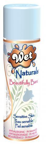 Wet Naturals Beautifully Bare - 3.3 oz. Funtimes209