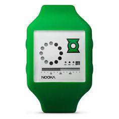 Des montres Nooka à l'image des super-héros de La Ligue des Justiciers