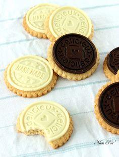 Idée pour le goûter : petits biscuits au chocolat pour petits écoliers - Un ti Bébé - Le blog d'une maman parisienne