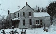 Wisconsin home of Ed Gein - American murderer and whose crimes inspired the character Norman Bates.