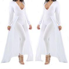 Suede off shoulder jumpsuit romper party elegant jumpsuit Zipper women two piece outfits