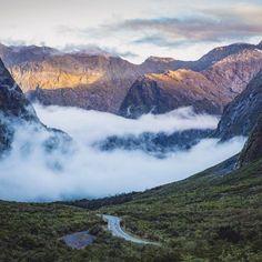 What magic awaits below the clouds? Hop in and let's find out.  : @youngadventuress - Milford Sound #hakatours _______________________________  #milford #autumn #nz #travel #newzealand #kiwi #instatravel #travelgram #landscape #nature #northisland #southisland #aotearoa #scenery #sceneryporn #beautiful #breathtaking #ourplanetdaily #neverstopexploring #lonelyplanet #splendid_earth #tourtheplanet #beautifuldestinations #igbest_shotz #naturelovers #roamtheplanet #worldshotz #wanderlust…