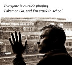TAG A FRIEND that is playing Pokemon Go while you are studying ;)
