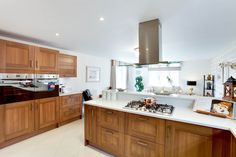 The kitchen in The Ascot at Chase Meadow in Warwick | Bovis Homes