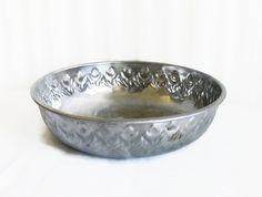 Oriental Turkish BATH HOUSE rostfrei metal BOWL by cabinetocurios, $12.50