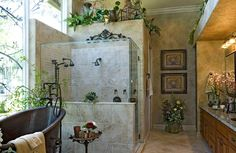 6 Certain Simple Ideas: Small Shower Remodel Master Baths shower remodel ideas walk in.Small Shower Remodel Cheap master shower remodeling before and after.Bath To Shower Remodel. Home Design, Diy Design, Design Ideas, Interior Design, Bathroom Trends, Bathroom Ideas, Shower Ideas, Spa Bathrooms, Design Bathroom