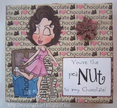 Chocolate, Simply Betty Choco Chocolate, The Ch, Boxes, Cards, Crates, Box, Maps, Cases, Playing Cards