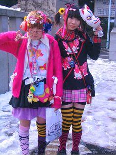 decora style japanese | Harajuku girls 3 | Cuuutest. | leeaileen | Flickr