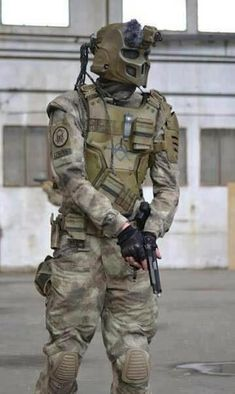 Not every time you enter into the battlefield, you get to use tactical weapons. Tactical Armor, Tactical Wear, Tactical Clothing, Paintball Gear, Airsoft Gear, Cyberpunk, Combat Gear, Future Soldier, Tac Gear