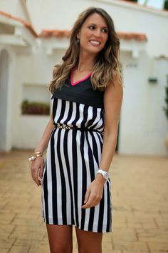 Dress Luz Rayas  http://www.shoptitis.com/shop/es/ropa/617-dress-luz-rayas.html http://www.mitacondequitaypon.com/2015/04/stripes-pink.html