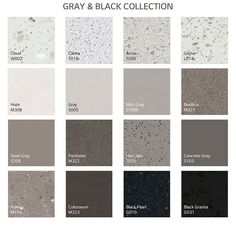 white black gray commercial collection 2 Remodeling Costs, Black And Grey, Gray, Countertops, Commercial, Collection, Vanity Tops, Grey, Countertop