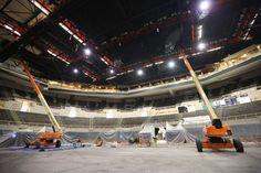 Nassau Coliseum tribute to veterans, first responders and victims Nassau Coliseum, Long Island