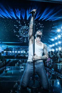 Oh Yes !!!! It's Adam Levine