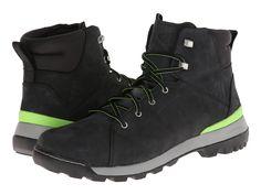 adidas Outdoor Trail Cruiser Mid - Black/Semi Solar Green