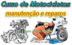 Curso de motocicletas - Manutencao e Reparos. Veja em detalhes no site http://www.mpsnet.net/G/599.html via @mpsnet Manutencao basica e avancada da uma moto. Ensina desde a troca de oleo ate desmontagem completa do motor, troca de pneu, etc. Veja em detalhes neste site