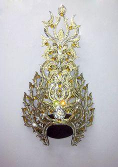 Da NeeNa KALI3 Goddess Kali showgirl Vegas Damned Cabaret Headdress