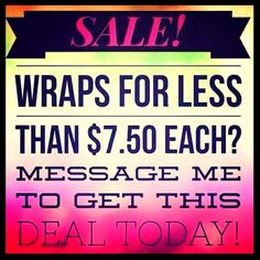 BOGO DEAL on the WRAPS!! That is $7.50 per WRAP, It's  TIME for you to try this!! call/text 414-758-0077 #wraps #buyonegetone #free #deal #summertime #summerbody #ladies #women #fitgirls #fitfam #fitfam #fitnessmom #tightenandtone #bogo #itworksglobel #workfromhome #extraincome #healthy #cute #beauty #smile #inspiration #motivation #picoftheday #photooftheday #instalike #oodt #fitnessgear #bestoftheday #vegas