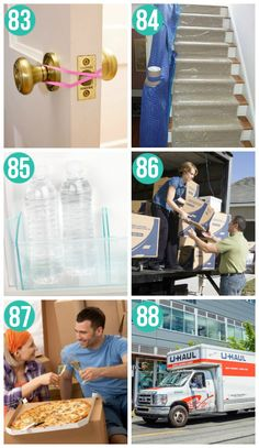Tips and Hacks for Making Moving Day Easier