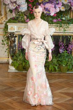 Fashion Show: Alexis Mabille Haute Couture Fall 2013