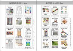 cahier progrès version 2015 French Worksheets, Montessori Math, Kids Learning, Alphabet, Homeschool, Journal, Activities, Dimensions, Plans