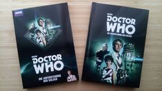 Doctor Who (Fünfter Doktor) - Die Auferstehung der Daleks DVDs] Daleks, Doctor Who, Cover, Books, Libros, Book, Book Illustrations, Libri