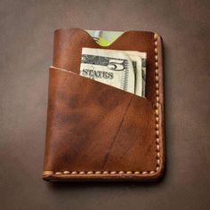 Slim Leather Wallet, Handmade Leather Wallet, Leather Gifts, Men's Leather, Leather Wallets For Men, Minimalist Leather Wallet, Leather Card Case, Mens Card Holder, Card Holders