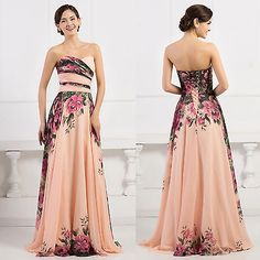 49086a56874 FREE POST❤LONG Mother Of The Bride Formal Evening Wedding Party Prom Gown  Dress. Formálne Šaty ...