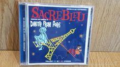 DIMITRI FROM PARIS. SACREBLEU. CD / ATLANTIC - 18 TEMAS / CALIDAD LUJO.