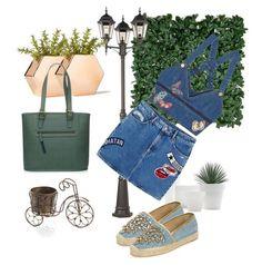 #Inspiration for #Giselle #bag  #RENA Tips, Polyvore, Inspiration, Style, Fashion, Reindeer, Biblical Inspiration, Moda, La Mode