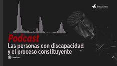Las personas con discapacidad y el proceso constituyente - Podcast Chile, Darth Vader, Movies, Movie Posters, Disability, People, Chili, Film Poster, Films