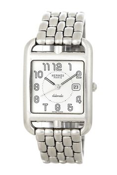 Hermes Men's/Unisex Cape Cod Stainless Steel Watch