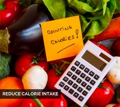 When you fast you reduce the amount of calories you are consuming during that time peri-od. nutritionsouq.com