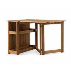 Para ambientes pequenos não há nada melhor que móveis versáteis, a Mesa Colibri 72x103 Mel atende esses requisitos com maestria.