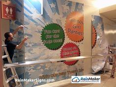 Retail-Construction-Wall-Graphics-Installation-RainMaker-Signs-Bellevue-WA