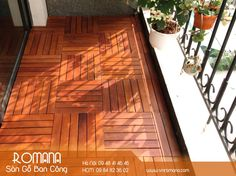 Wood Deck Tiles, Balcony, Stairs, Garden, Home Decor, Stairway, Garten, Decoration Home, Room Decor