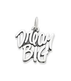 """Dream Big"" Charm   James Avery"