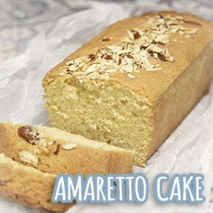 recipe image Amaretto Cake, Cake Recept, Brownie Cake, Recipe Images, Piece Of Cakes, Sweet Cakes, High Tea, No Bake Desserts, Cupcake Cakes
